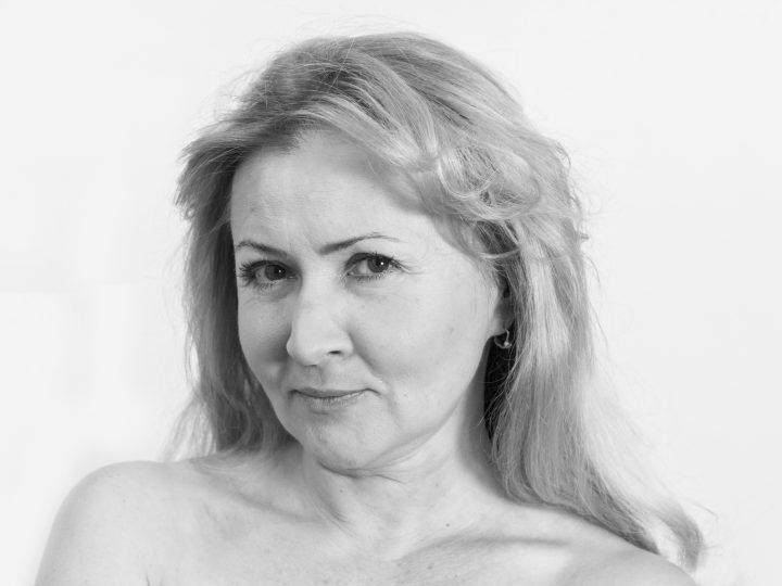 """""""Wieczór zaktorką"""": Maria Bieńkowska"""