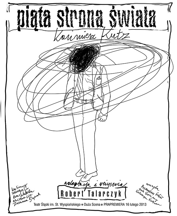 Piąta strona świata – gościnnie Teatr Śląski zKatowic