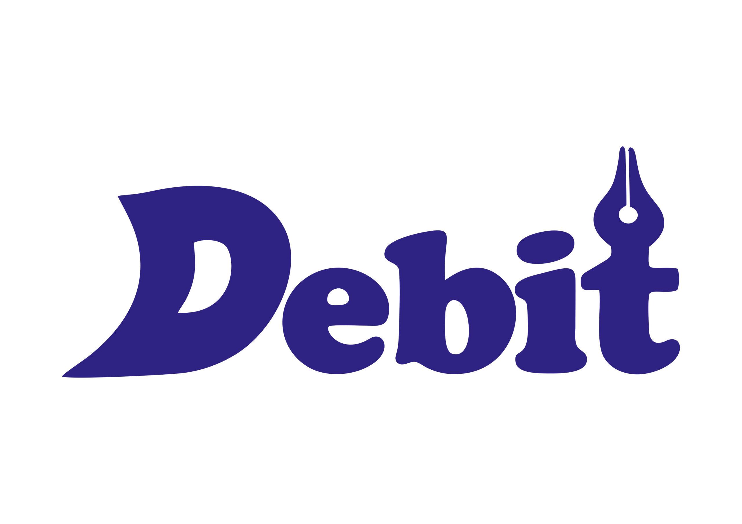 Logo: Wydawnictwo Debit