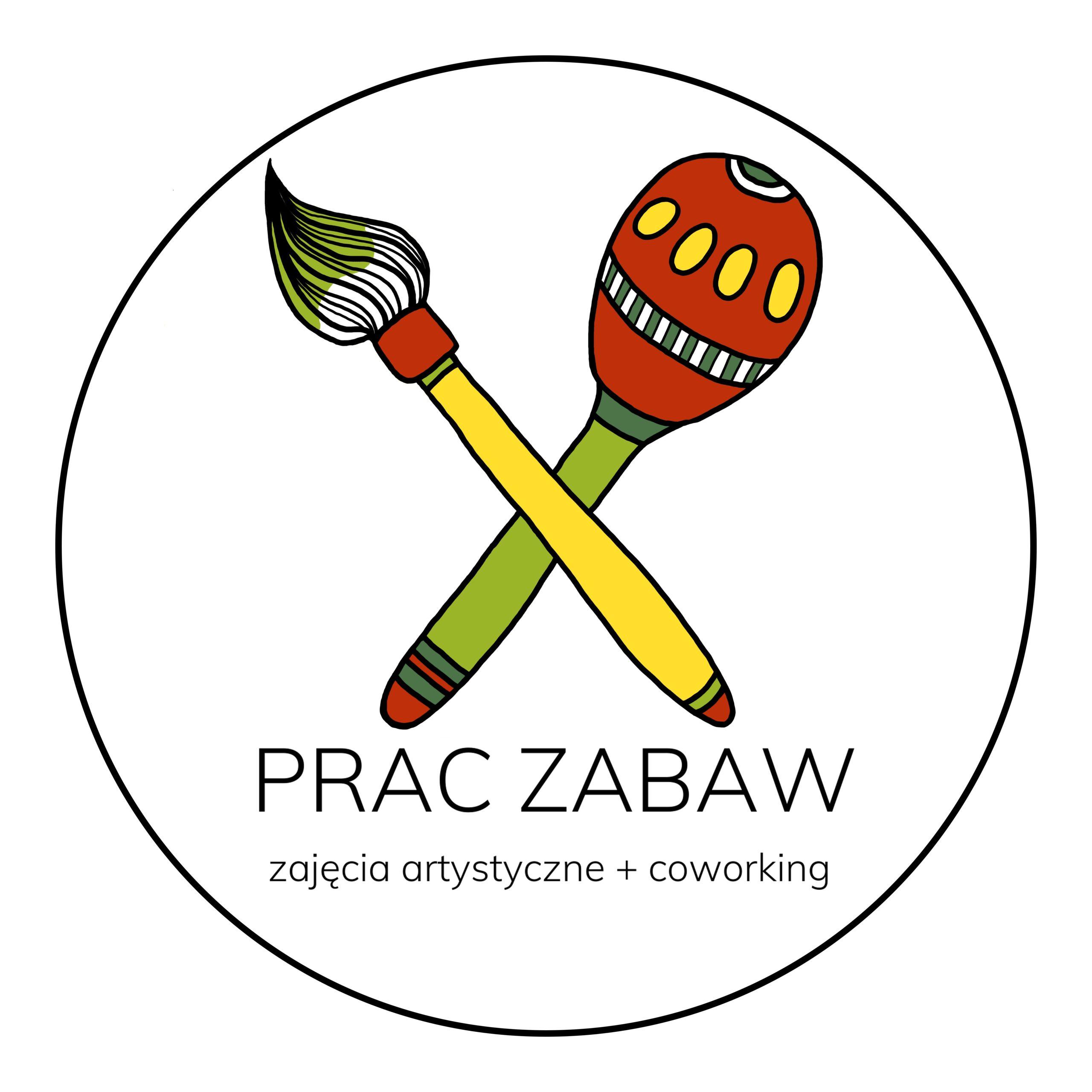 Logo: Prac zabaw